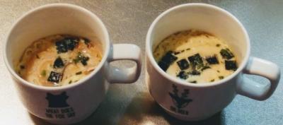 簡単卵スープ