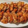 鶏肉のネギマヨポン酢