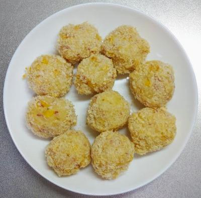 焼きベーコンチーズコロッケ